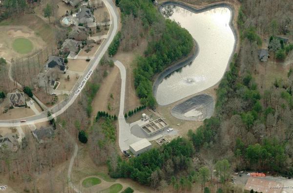 Olde Atlanta Club Water Reclamation Facility