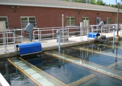 Continuous Sludge Collection System
